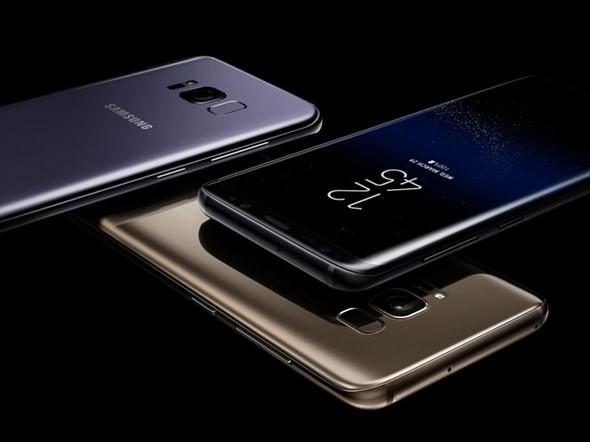 Samsung Galaxy S9 с переменной диафрагмой