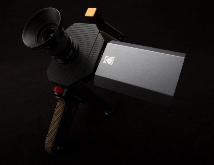Первые кадры с камеры Kodak Super 8