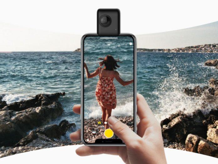 Крепление фотофильтров на смартфон от Moment