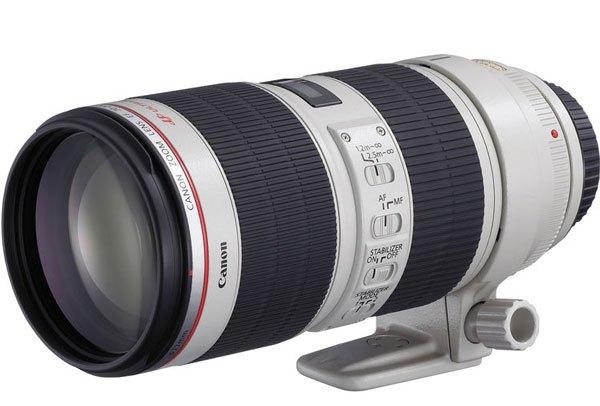 Canon EF 70-200mm IS F2.8L III представят в 2018