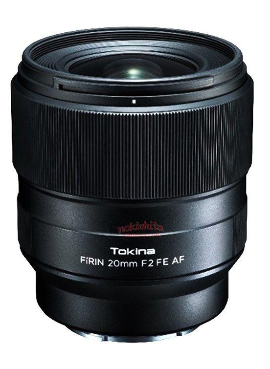 Tokina 20mm F/2.0 FE с автофокусом