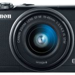 Canon EOS M50 получит 4K-видео