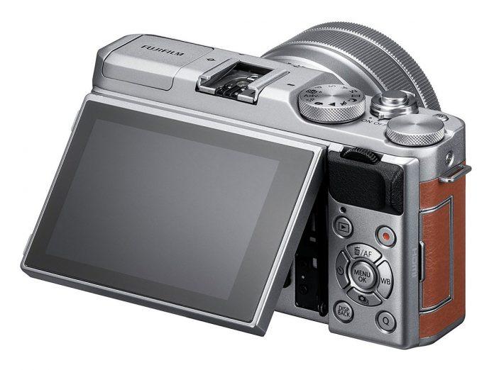 Fujifilm X-A5 с фазовым автофокусом и 4K