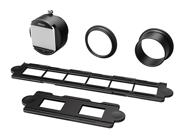 Адаптер для оцифровки плёнки на Nikon D850 скоро поступит в продажу