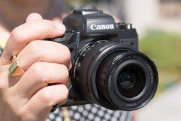 Полнокадровая беззеркалка Canon уже существует
