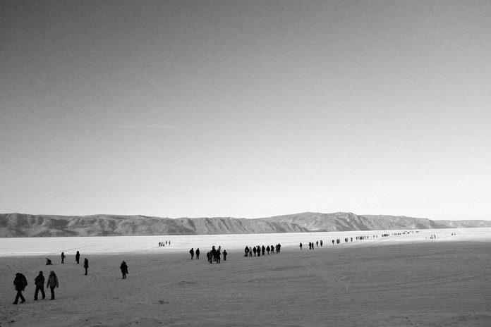 Выставка «Ледяной поход» откроется в Галерее Классической Фотографии