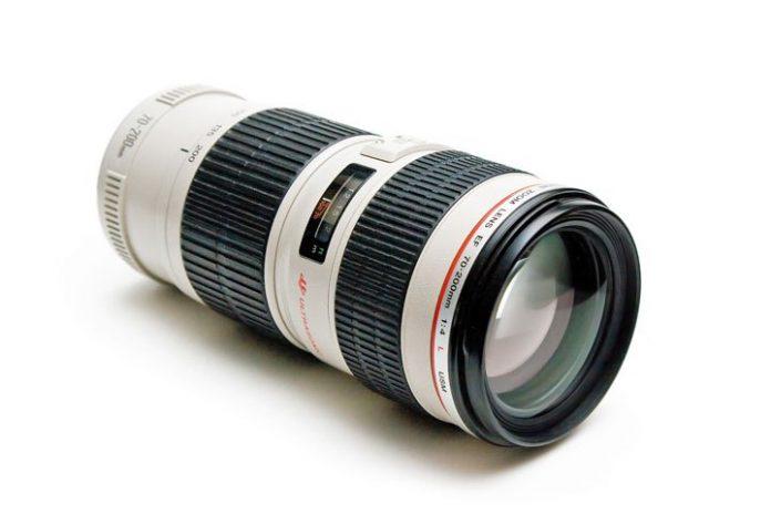 Canon EF 70-200mm F4 L и EF-M 32mm F1.4 STM