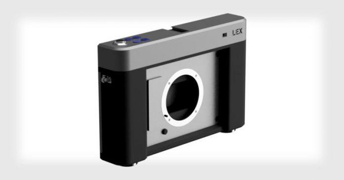 Плёночная камера LEX с байонетом Sony E