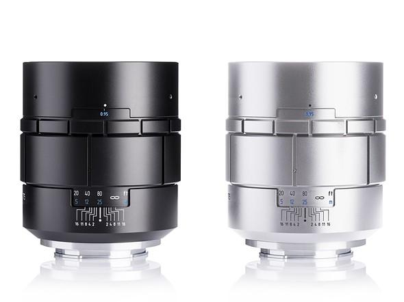 Самый светосильный в мире! Nocturnus 75mm F/0,95