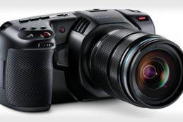 Компактная кинокамера Blackmagic за $1295
