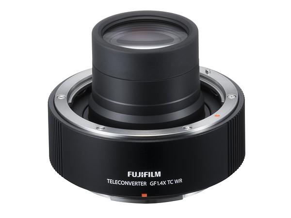 Fujifilm представила телеконвертер 1.4x и два кольца для макросъемки