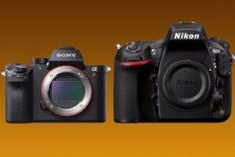 Nikon может использовать байонет Sony E?