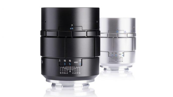 Meyer Optik Nocturnus III 50mm F0.95 с новой механикой