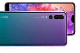 Huawei P20 Pro и Huawei P20 заняли лидирующие позиции в рейтинге мобильных фотокамер VCX