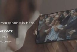 Смартфон Vivo со всплывающей камерой