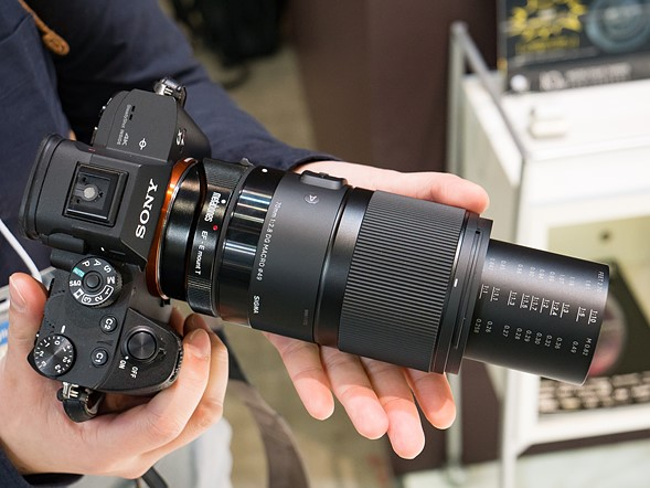 Для тех, кто ждал Sigma 70mm F2.8 DG Macro Art