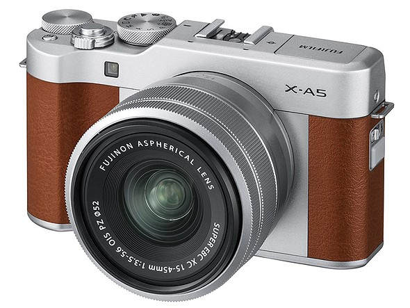 Fujifilm случайно выдала характеристики X-T100