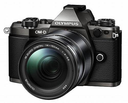 Когда Olympus представит E-M5 Mark III