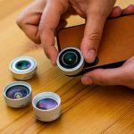 Высококлассные объективы Lemuro для iPhone