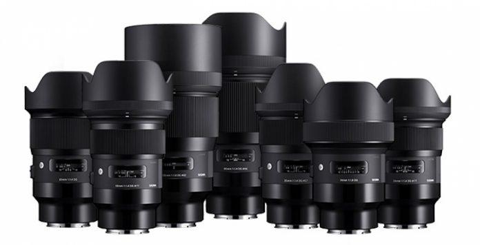 Новости Sigma: предзаказ AF 105mm и старт продаж новых объективов E-mount