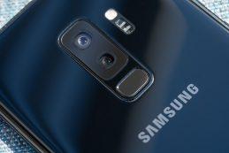 Samsung Galaxy S10 с тройной камерой