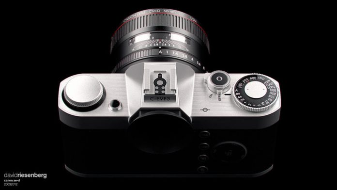 Canon готовит две полнокадровых беззеркалки