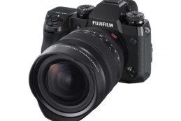 FUJIFILM готовит XF 8-16mm F2.8