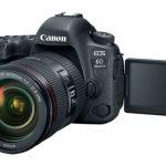 Обновление прошивки Canon EOS 6D Mark II
