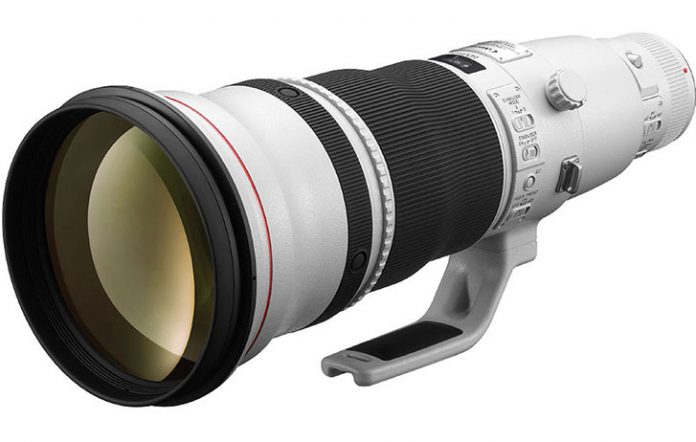 Canon анонсирует два телеобъектива на Photokina 2018