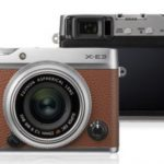 Коричневый Fujifilm X-E3