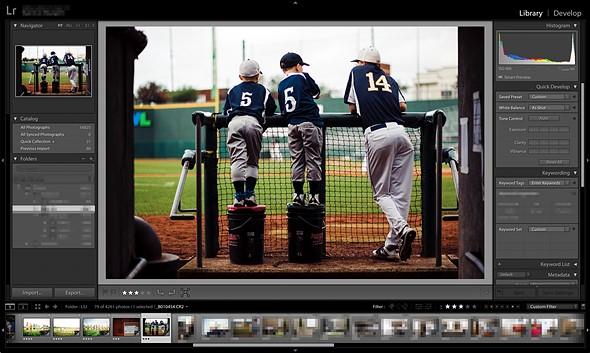 Новые функции Adobe Lightroom и Camera Raw