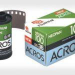 Fujifilm, возможно, восстановит производство черно-белой фотоплёнки