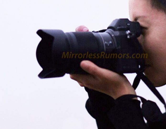 Пресс-релиз: Nikon разрабатывает полнокадровую беззеркальную камеру нового поколения