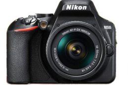 Nikon D3500 начального уровня уже близко
