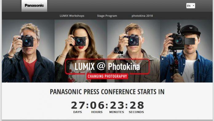 Panasonic считает дни до Photokina