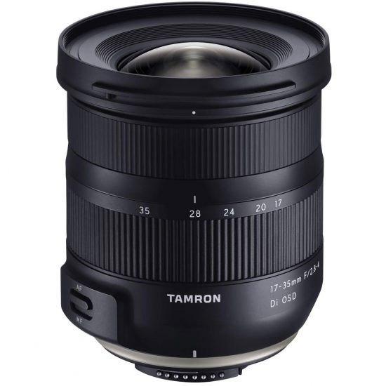 Tamron представит 17-35mm F2.8-4 Di OSD