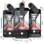 Универсальная оптика Olloclip для смартфонов