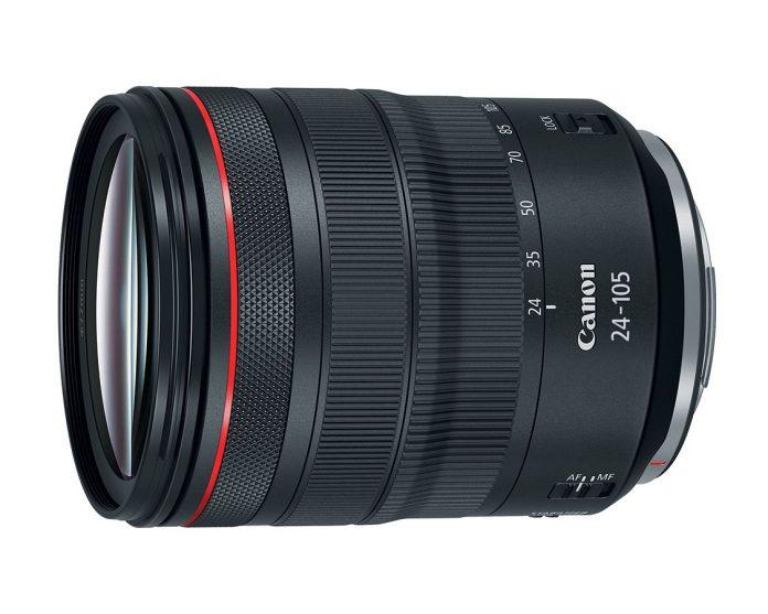 Что приносят четыре объектива Canon RF