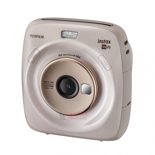 Fujifilm Instax SQUARE SQ 20 объявят в ближайшее время