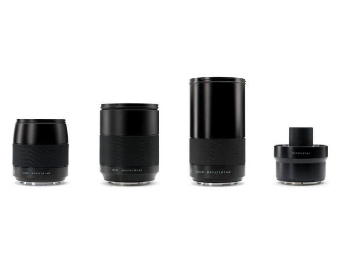 Hasselblad объявляет три XCD-линзы