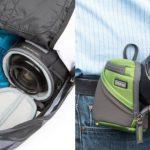 Защитные чехлы для объективов Lens Case Duo