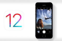 Что даст iOS 12 фотографам