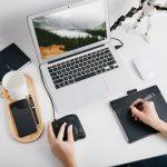 TourBox – портативный контроллер для Photoshop и Lightroom