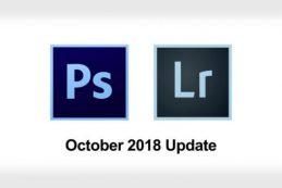 Обновление Photoshop и Lightroom 2019