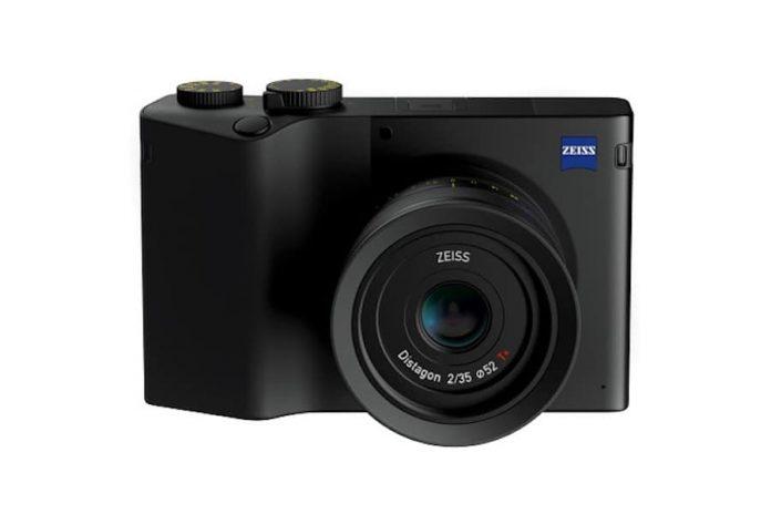 Новая информация о камере Zeiss ZX1