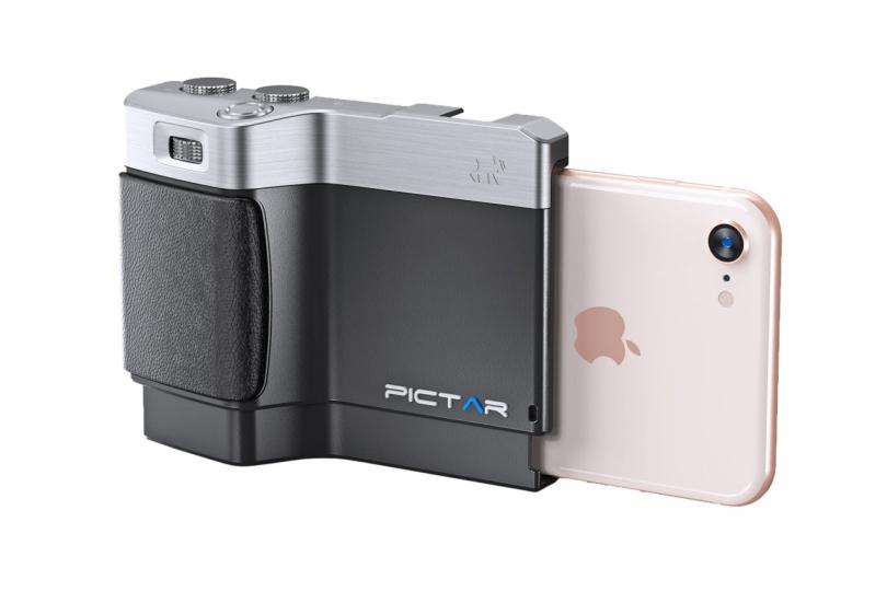Miggo представила «продвинутую» рукоятку Pictar Pro для смартфонов