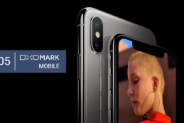 Камера Apple iPhone XS Max не стала лучшей в DxOMark