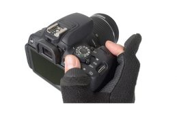 Etsumi представила перчатки для фотографа