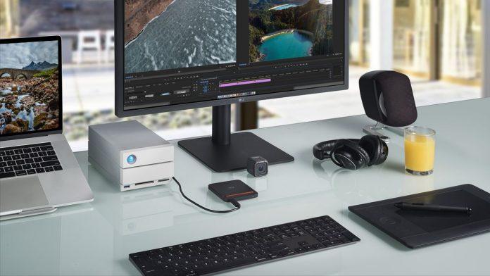 Новый высокопроизводительный накопитель LaCie Portable SSD