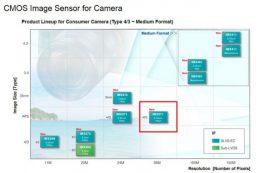 Canon будет использовать APS-C сенсор Sony